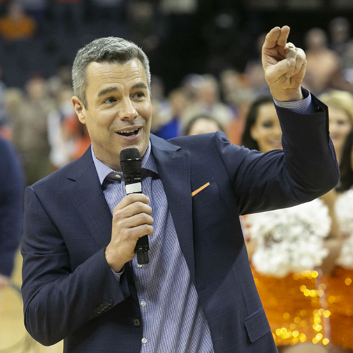 UVA Blue-White Scrimmages Set for Oct  12 - Jerry Ratcliffe