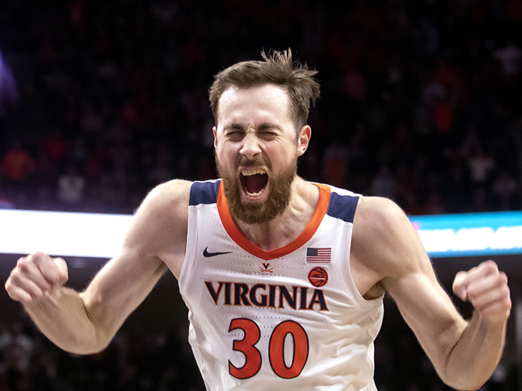 Durham-bred Huff haunts Blue Devils with near-triple-double in UVA ...